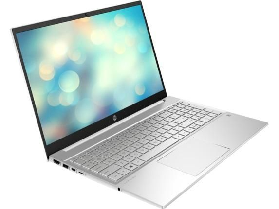 "Ноутбук HP 15,6"" Pavilion 15-eg0002ua (2R2K1EA), 512, Intel UHD Graphics, 15.6"", Нет, 8, Intel Core i3-1115G4, 1920x1080, TN, DDR4, Антибликовое, 60 Гц, Новий"