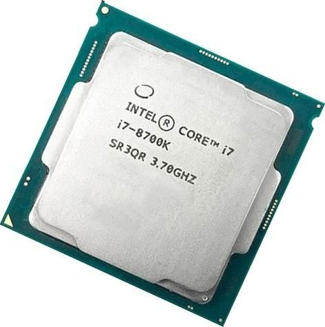 Процессор Intel Core i7 8700K (BX80684I78700K), Socket 1151v2, Intel Core i7, 12, 6, 4,7 ГГц, 3700 МГц, Intel UHD Graphics 630, 95 Вт, 12 МБ, 14 нм, Box