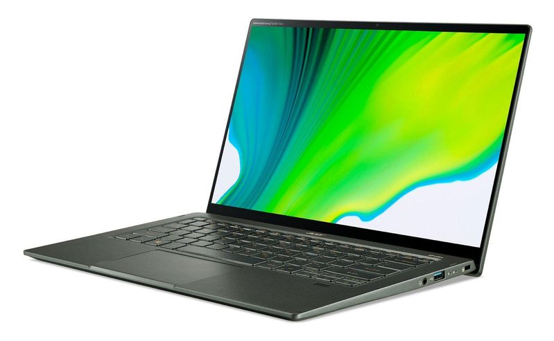 "Ноутбук Acer 14"" Swift 5 SF514-55TA (NX.A6SEU.001), 512, Intel UHD Graphics, 14"", Нет, Swift, 8, Intel Core i5-1135G7, 1920x1080, IPS, DDR4, Новий"