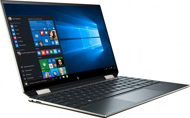 "Ноутбук HP 13,3"" Spectre x360 13 13-aw2009ur (2S7H7EA), 512, Intel UHD Graphics, 13,3"", Нет, 16, Intel Core i7-1165G7, 1920x1080, IPS, DDR4, Антибликовое, Новый"