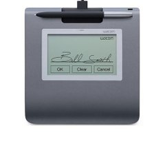 Графічний планшет Wacom Signature Silver (STU-430-SP-SET), RMA, 1024, 200