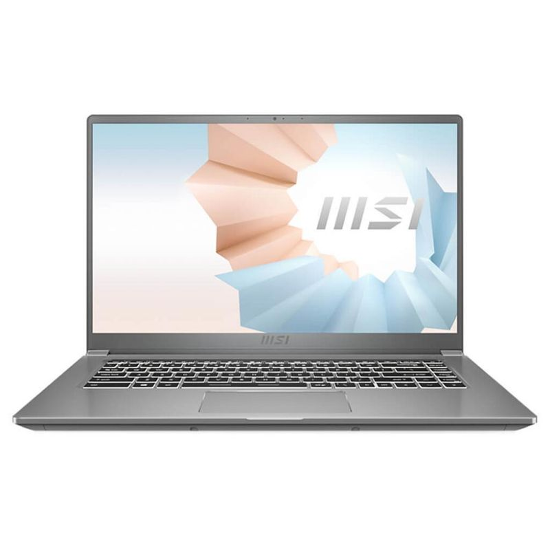 "Ноутбук MSI 15,6"" Modern 15 (M15A10M-496XUA), 256, Intel UHD Graphics, 15.6"", Нет, 8, Intel Core i3-10110U, 1920x1080, IPS, DDR4, Антибликовое, Новый"